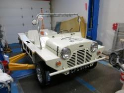 Unmutual Vehicle Guide Mini Moke Mcgoohan Portmeirion