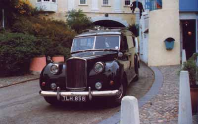 Unmutual Vehicle Guide - Austin Princess Hearse (McGoohan ... Reality Steve