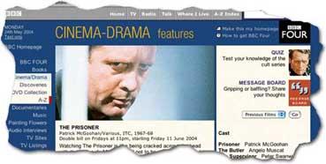 The Unmutual Update News Archive - Prisoner on BBC4